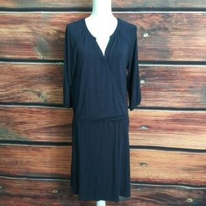 Tommy Bahama Dress drop waist Stretch Knit Dress S
